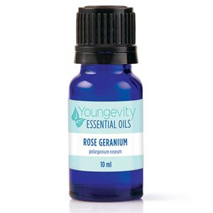 Picture of Rose Geranium Essential Oil – 10ml